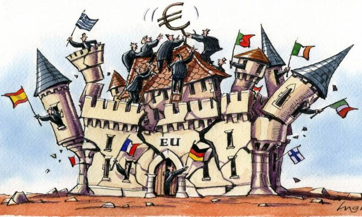 Καζάνι που βράζει η Ευρώπη: Σχεδόν οι μισοί Ευρωπαίοι ζητούν δημοψήφισμα για την παραμονή στην ΕΕ