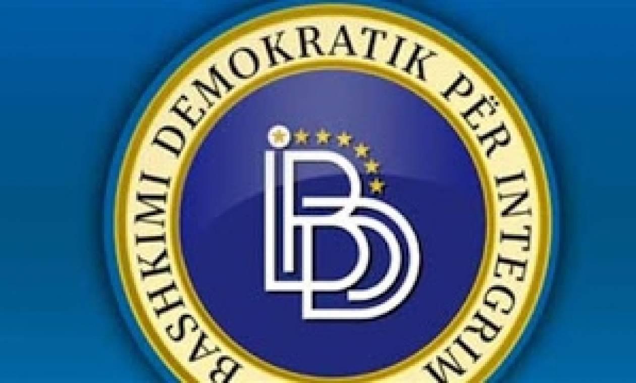 Σκόπια: Το αλβανικό κόμμα DUI κατέθεσε αίτημα για αντισυνταγματικότητα στη διάλυση του Κοινοβουλίου