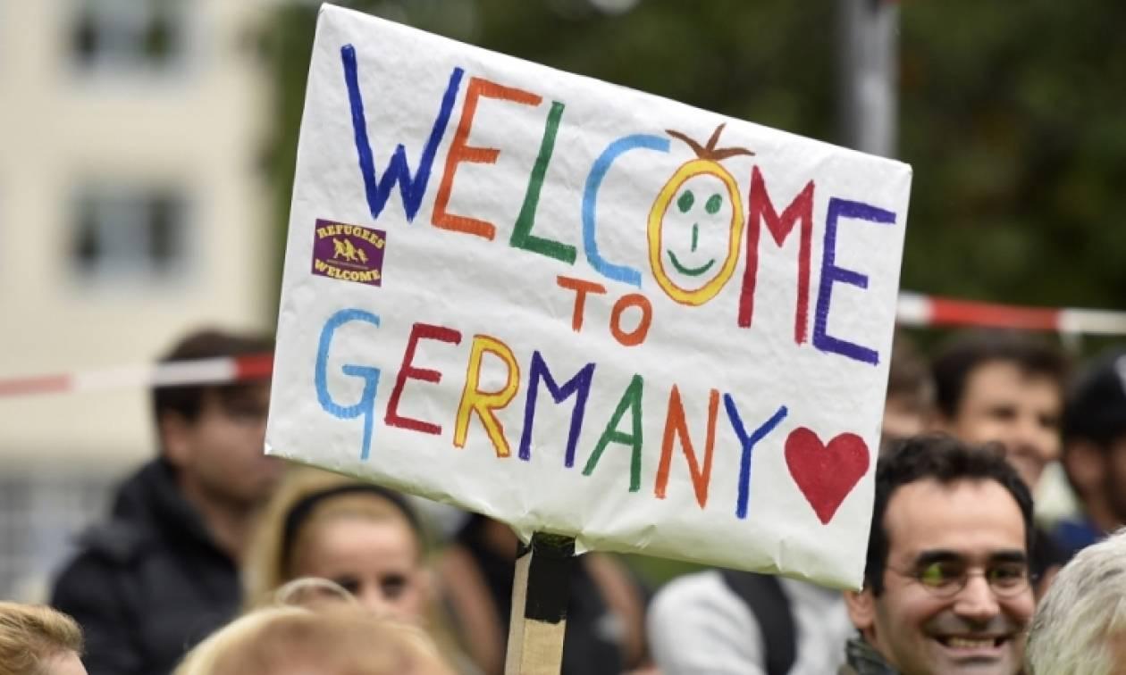 Περισσότερα από 93 δισεκατομμύρια ευρώ θα δαπανήσει η Γερμανία για τους πρόσφυγες ως το 2020