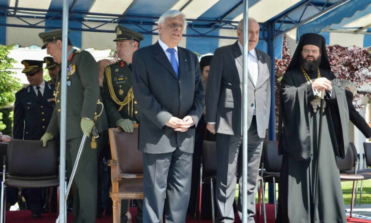 Παυλόπουλος: Η Ελλάδα σέβεται το Διεθνές Δίκαιο και το ίδιο οφείλει να πράξει και η Τουρκία (photos)