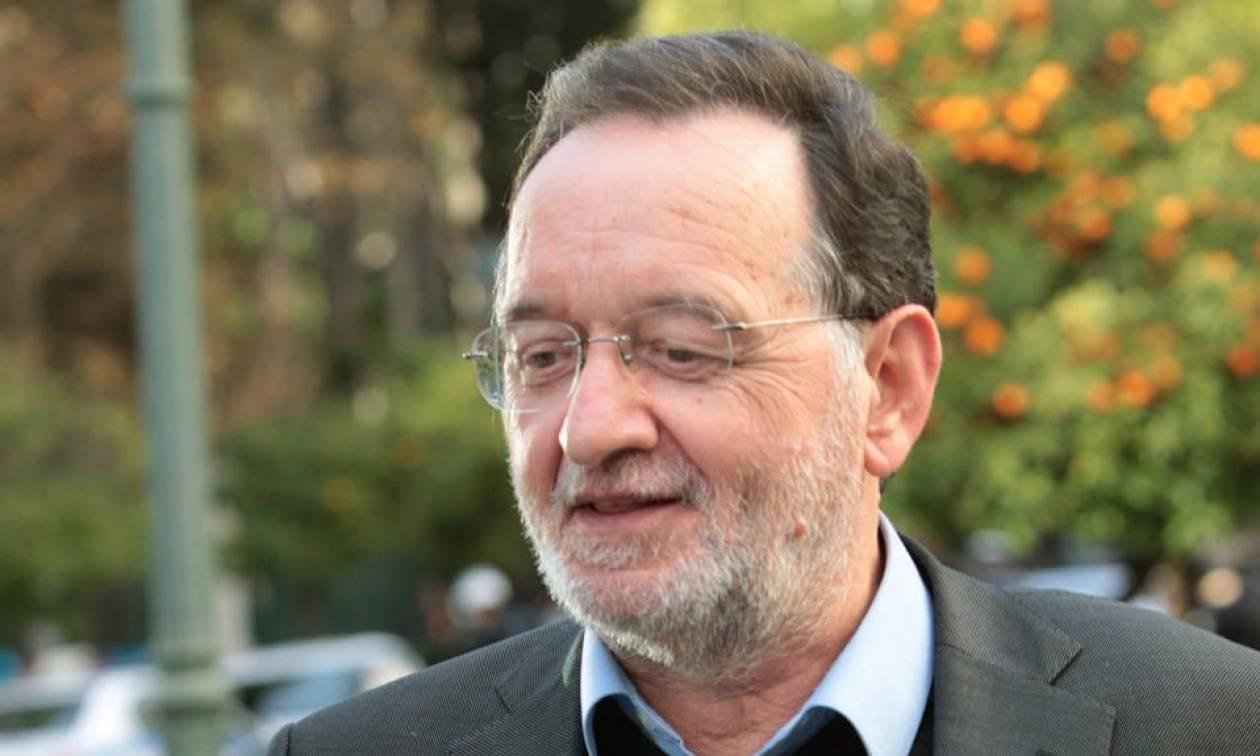 Λαφαζάνης: Ο κατήφορος της κυβέρνησης δεν έχει πάτο
