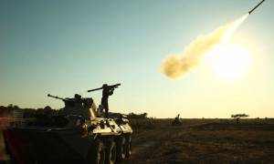 Αιματοκύλισμα από επίθεση του ISIS στη Συρία - Τουλάχιστον 20 στρατιώτες νεκροί