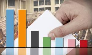 Δημοσκόπηση: «Καθίζηση» για τον ΣΥΡΙΖΑ - Προηγείται με δέκα μονάδες η ΝΔ