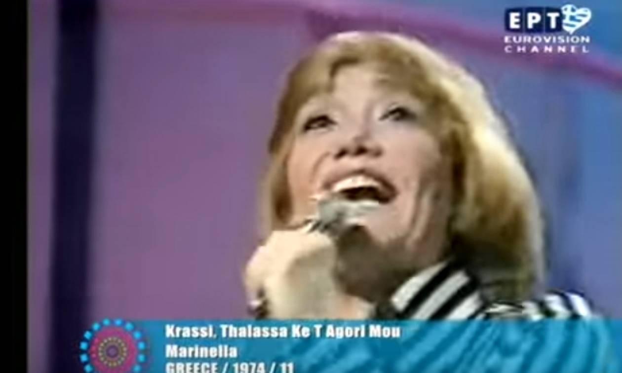 Eurovision 2016: Δείτε όλες τις συμμετοχές της Ελλάδας απο 1974 (vid)