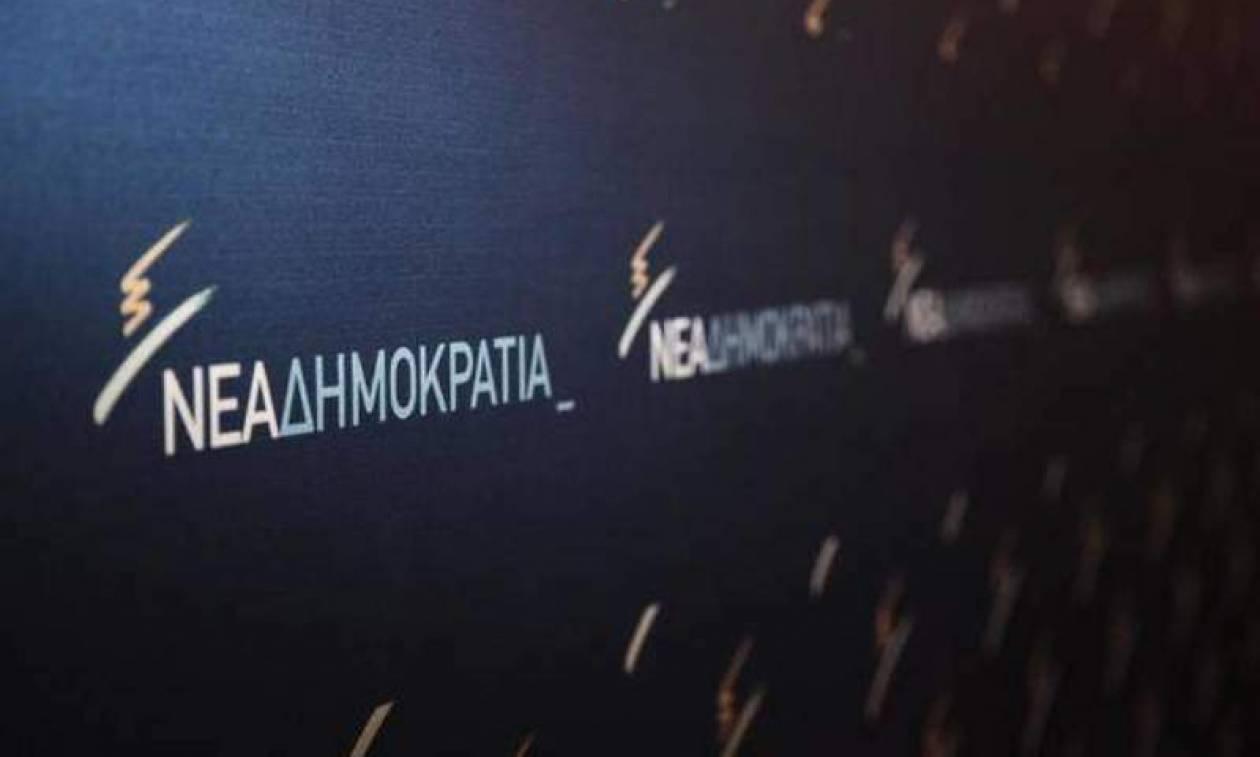 ΝΔ για Τσίπρα: Ψευδόμενος και επικίνδυνος πρωθυπουργός