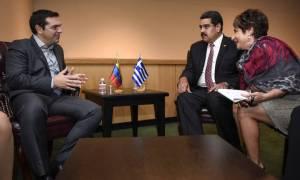 Καταγγέλλουν παρέμβαση Τσίπρα για τον «άτακτο» πρέσβη της Βενεζουέλας