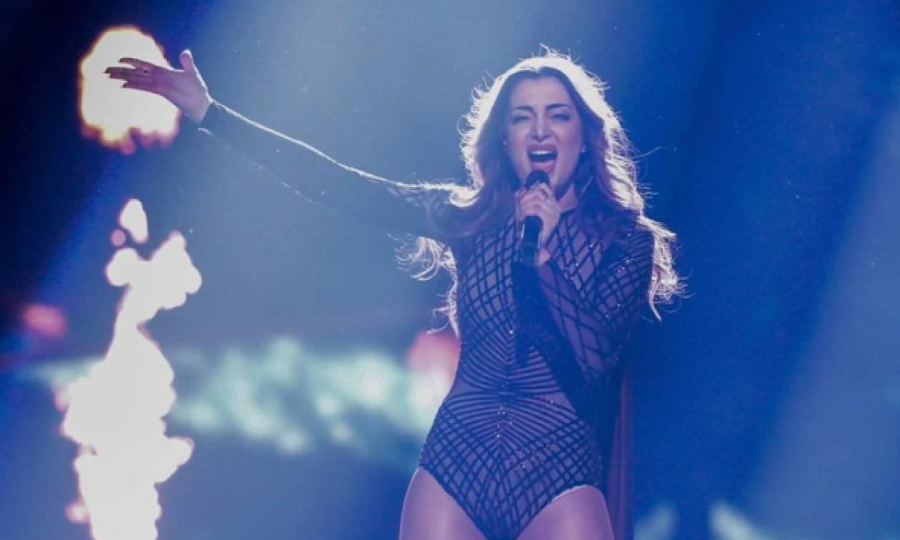 Eurovision 2016: Η καυτή Iveta από την Αρμενία και η σέξι εμφάνισή της!