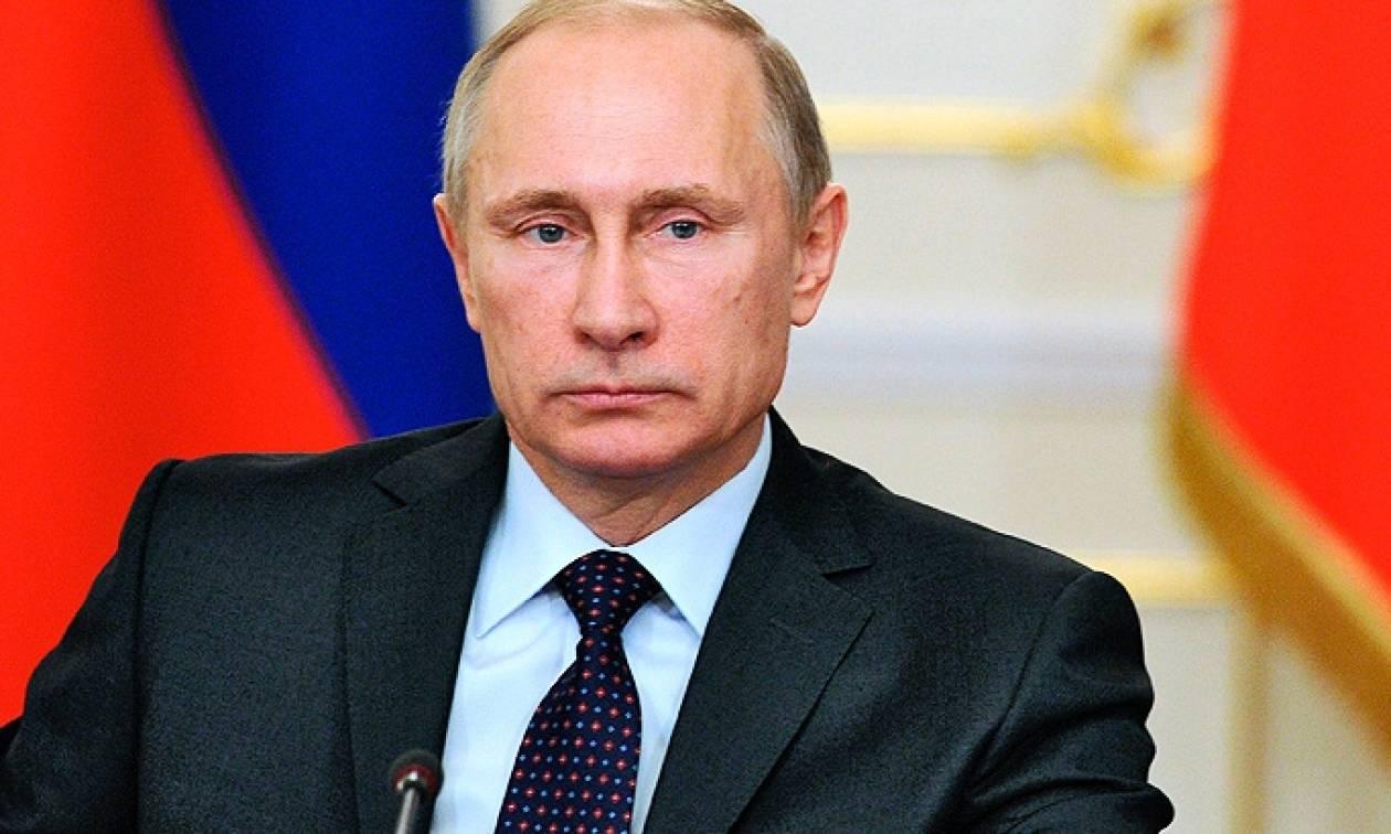Συμβολική επίσκεψη Πούτιν στην Αθήνα