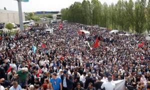 Τουρκία: Η αστυνομία εμπόδισε τη διεξαγωγή συνεδρίου του εθνικιστικού τουρκικού κόμματος