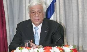 Επίτιμος δημότης Λάρισας ανακηρύχτηκε ο Προκόπης Παυλόπουλος (photo)