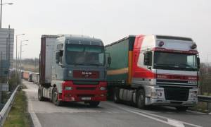 Κυκλοφοριακές ρυθμίσεις: Κλειστά από την Δευτέρα (16/5) και για τις επόμενες δυο μέρες τα Τέμπη