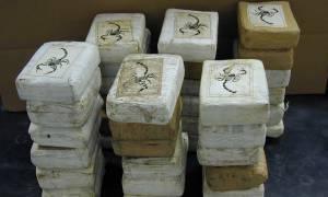 Αξιωματικός της αστυνομίας συνελήφθη με 109 κιλά κοκαΐνη