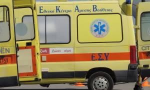 Θρήνος στην Άρτα: Σκοτώθηκε μπροστά στα μάτια της γυναίκας του