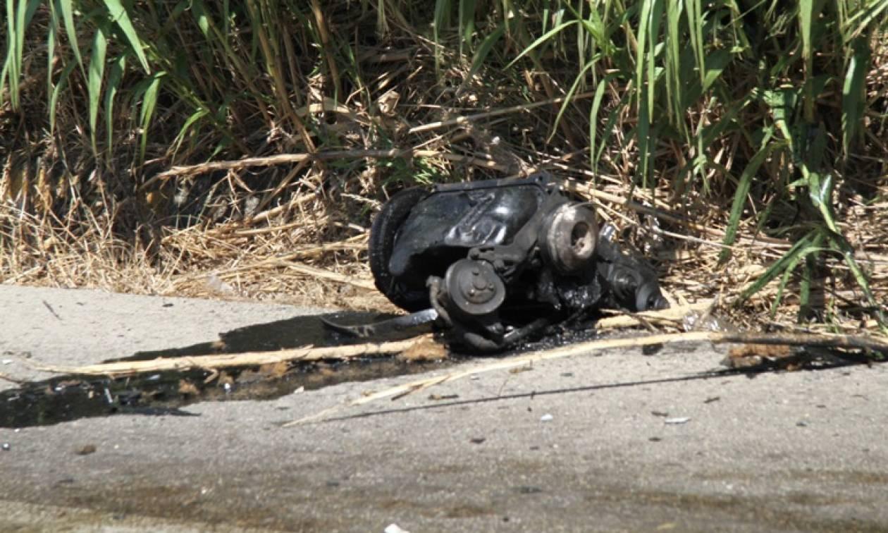 Ξάνθη: Θανατηφόρο τροχαίο με φορτηγό - Ένας νεκρός και δύο τραυματίες