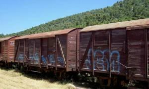 Σύγκρουση βαγονιών στις Σέρρες - Δύο νεκροί