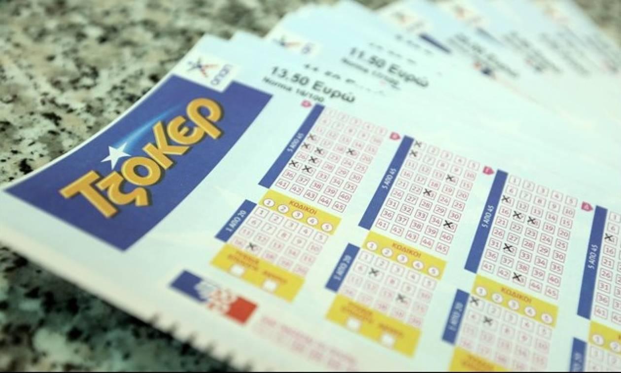 Τζόκερ: Το σύστημα που έπαιξε ο υπερτυχερός που κέρδισε 10,4 εκατ. ευρώ (vid)