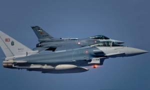 Νέο μπαράζ τουρκικών παραβιάσεων από τουρκικά μαχητικά στο Αιγαίο