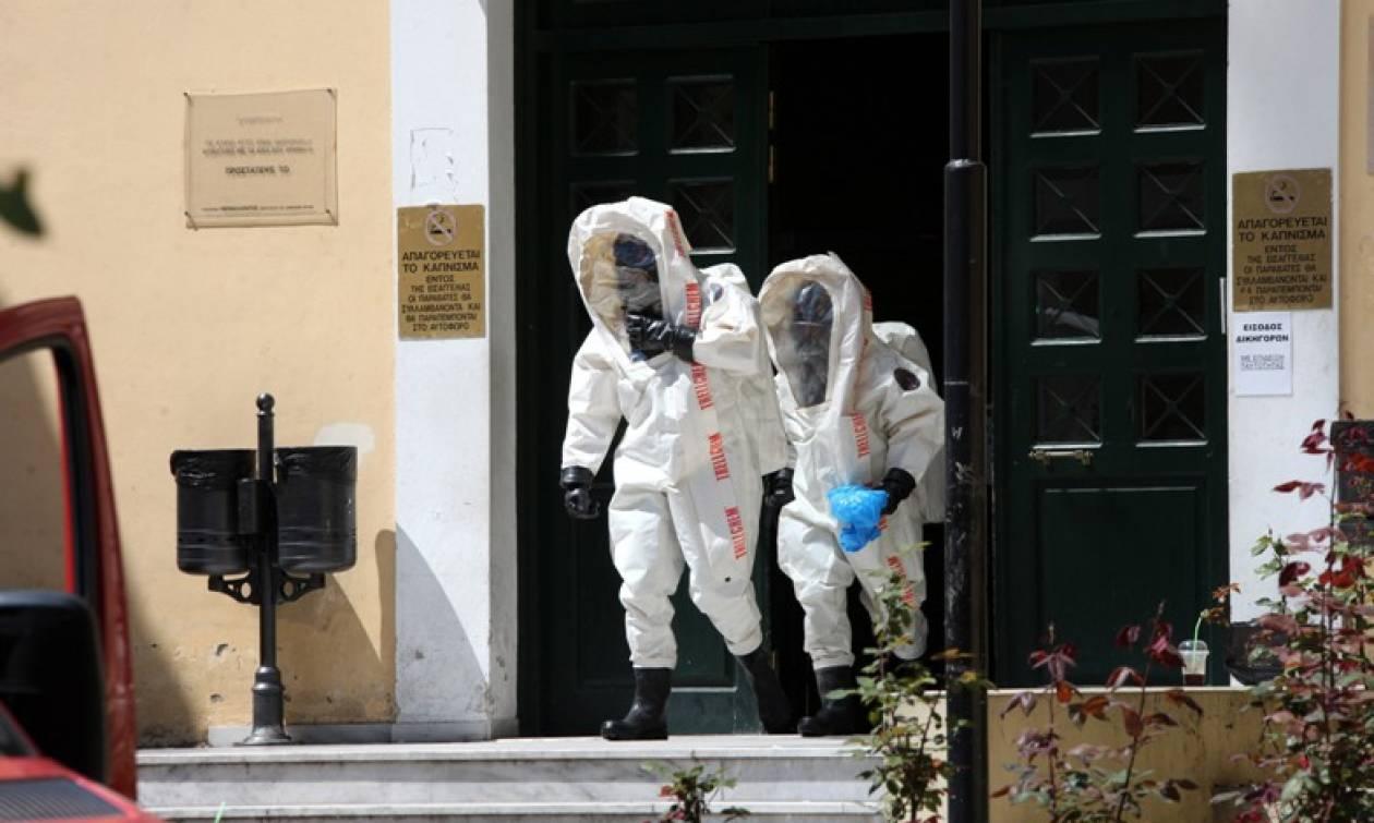 «Συναγερμός» στην ΕΛ.ΑΣ.: Τηλεφώνημα για τρεις βόμβες στην Ευελπίδων
