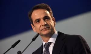 Ο Μητσοτάκης «τουιτάρει» τη συνάντησή του με τον Γάλλο υπουργό Οικονομίας