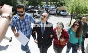 Στον εισαγγελέα ο Ανδρέας Μαρτίνης - «Έχω συνηθίσει να με κατηγορούν» (video)