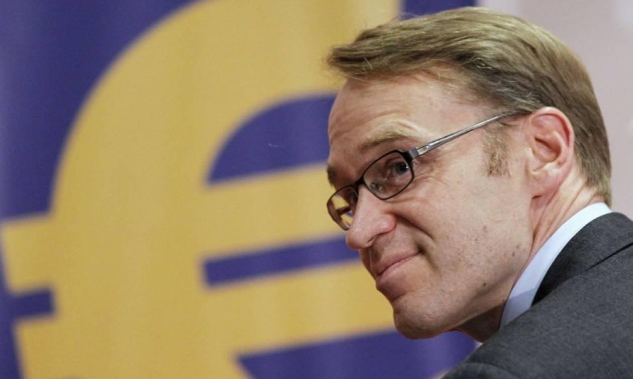 Βάιντμαν: «To ελληνικό χρέος δεν είναι κύρια προτεραιότητα»