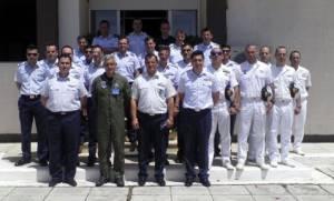 Καλαμάτα: 1η Εκπαιδευτική Σειρά Ελικοφόρων Αεροσκαφών ΣΕΘΕ