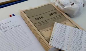 Πανελλήνιες 2016: Στα αρχαία ελληνικά εξετάζονται την Τετάρτη (18/5) οι υποψήφιοι