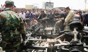 Τρεις επιθέσεις σκόρπισαν το θάνατο στη Βαγδάτη: Τουλάχιστον 69 οι νεκροί (videos+photos)