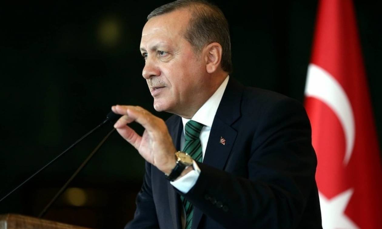 Ο Ερντογάν προειδοποιεί: Θα πολεμήσουμε μόνοι μας το Ισλαμικό Κράτος