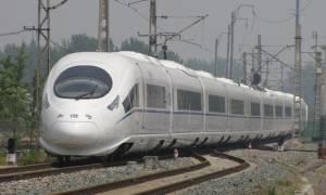 Η Κίνα κατασκεύασε σιδηροδρομική γέφυρα που τη συνδέει με τη Ρωσία