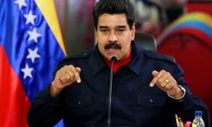 Βενεζουέλα: Ο Μαδούρο κατήγγειλε την εισβολή ενός αμερικανικού στρατιωτικού αεροσκάφους