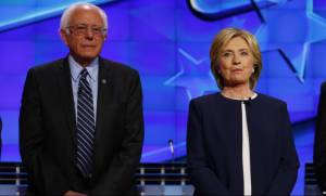 ΗΠΑ: Ντέρμπι η μάχη Κλίντον – Σάντερς για το χρίσμα των Δημοκρατικών