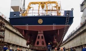 Το πρώτο κρουαζιερόπλοιο μετά από 60 χρόνια κατασκευάζει η Ρωσία (photo)