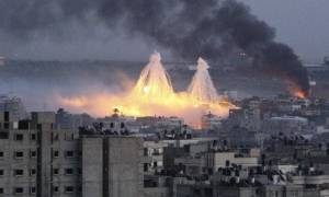 Το Αζερμπαϊτζάν καταγγέλλει την Αρμενία για χρήση χημικών όπλων