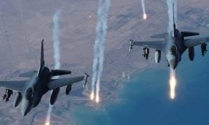 Ιράκ: Στόχους του PKK «σφυροκοπούν» τουρκικά μαχητικά