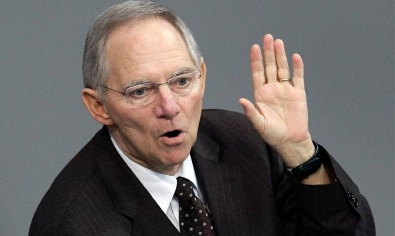 "Aντίδραση Σόιμπλε στην πρόταση του ΔΝΤ: «Με μένα ""πάγωμα"" δεν θα υπάρξει »"