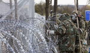 Η Βουλγαρία υψώνει φράκτες και ανοίγει τάφρους στα σύνορα με την Ελλάδα