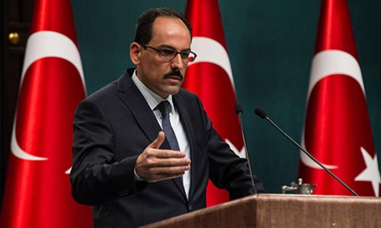 «Η Τουρκία δεν θα αλλάξει τον αντιτρομοκρατικό νόμο σύμφωνα με την ΕΕ»