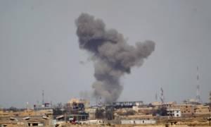 Οικογενειακή τραγωδία στη Συρία: 13 νεκροί από αεροπορική επιδρομή