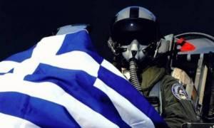 Kατάρριψη τουρκικού F-16: Ποιος είναι ο Έλληνας πιλότος που κατηγορούν οι Τούρκοι