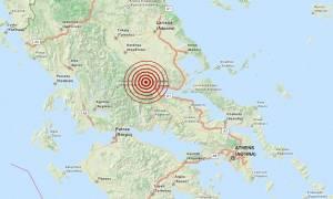Σεισμός 3,6 Ρίχτερ στη Μακρακώμη (pic)
