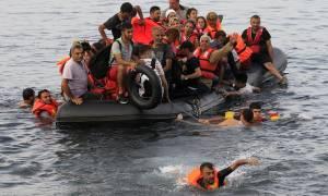 Μυτιλήνη: Δυο βάρκες με 99 πρόσφυγες και μετανάστες στη Χίο