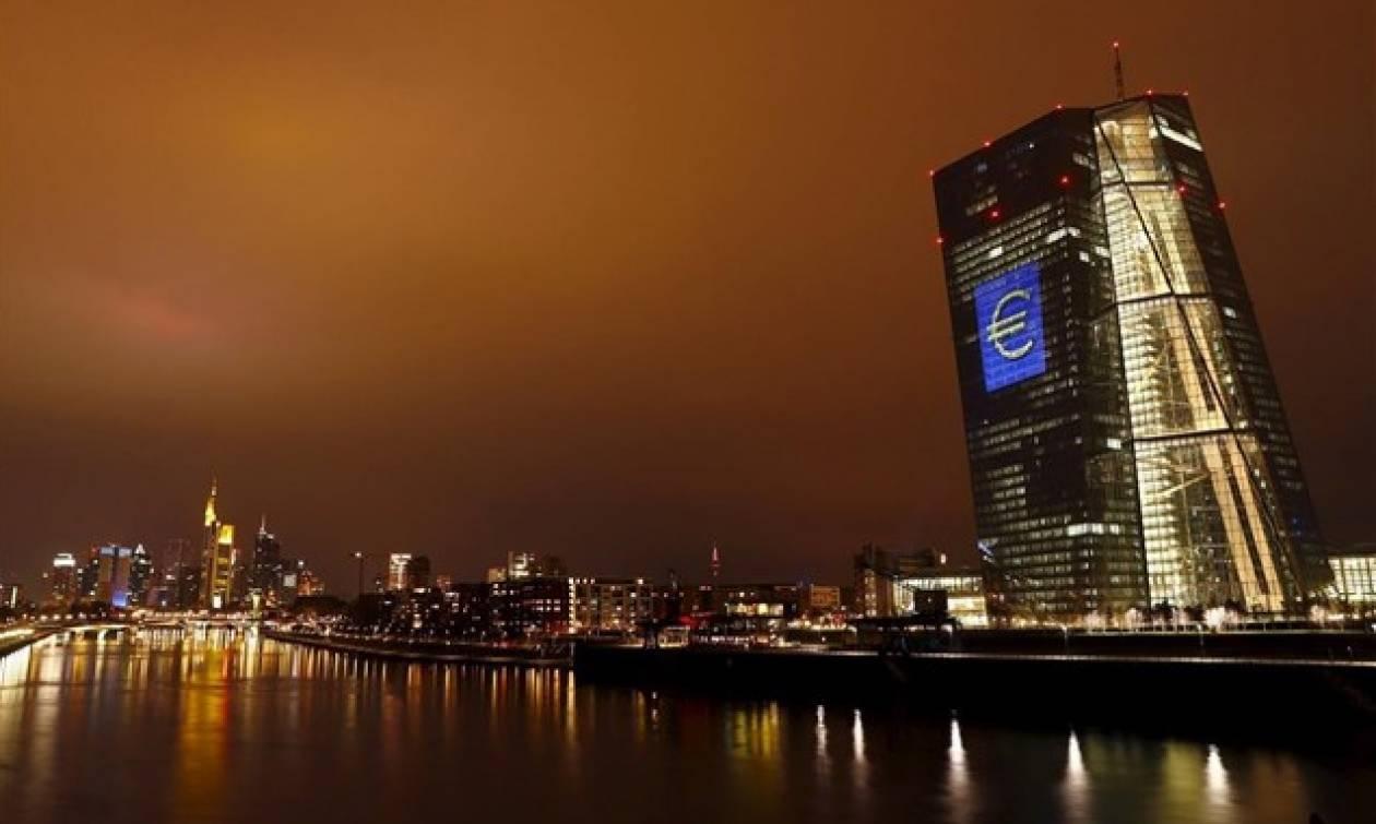 Αμετάβλητος ο ELA προς τις ελληνικές τράπεζες με απόφαση ΕΚΤ
