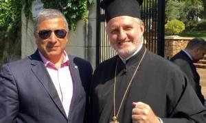 Στη Θεολογική Σχολή της Χάλκης ο Πρόεδρος της ΚΕΔΕ Γ. Πατούλης