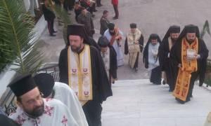 Χαλκίδα: Υποδοχή Ιερών Λειψάνων των Ευβοέων Αγίων