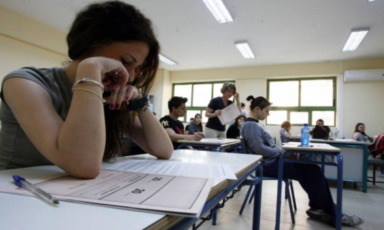 Πανελλήνιες 2016: Στα Μαθηματικά Γενικής εξετάζονται την Παρασκευή οι μαθητές
