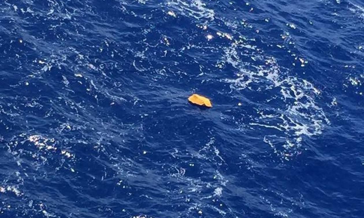 Egyptair: «Εντοπίστηκαν πτώματα από ελληνική φρεγάτα»