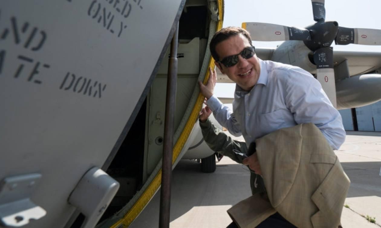 EgyptAir: Αναβλήθηκε το ταξίδι του Τσίπρα στη Ρώμη