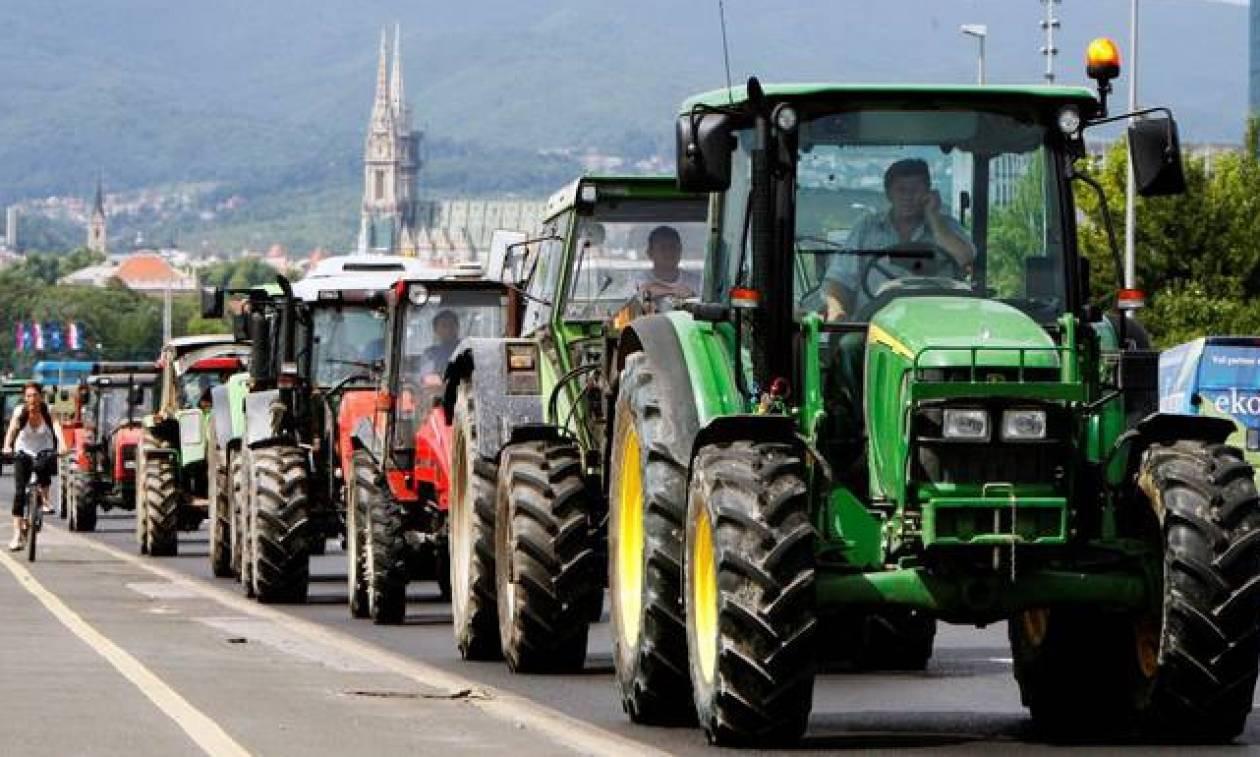 Αγρότες: Μόλις τελειώσουμε τις δουλειές μας, θα ξαναβγούμε στα μπλόκα