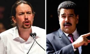 Ισπανία: To Podemos παίρνει αποστάσεις από την κυβέρνηση Μαδούρο στη Βενεζουέλα